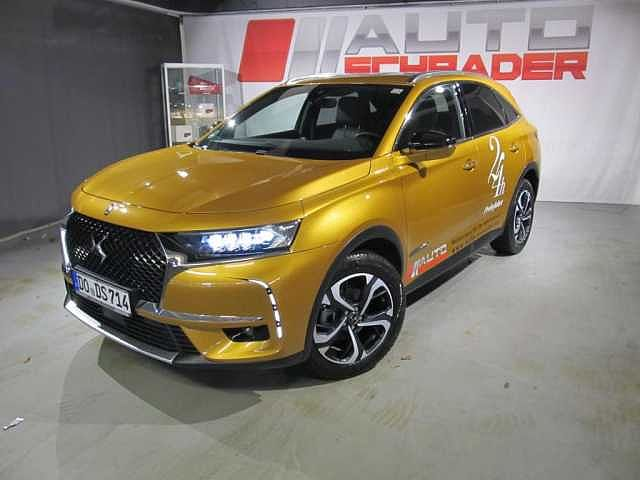Citroen DS7 Cross BlueHDI180 EURO6dTemp Aut. BE CHIC
